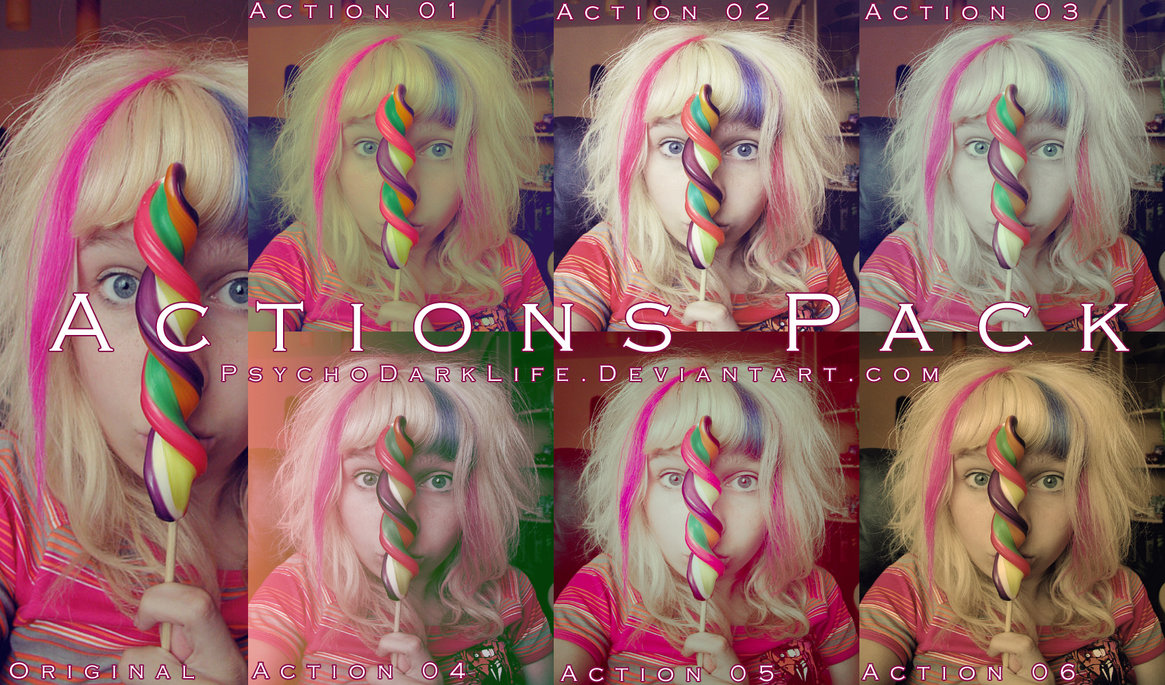 actions pack by psychodarklife-d76vwmx