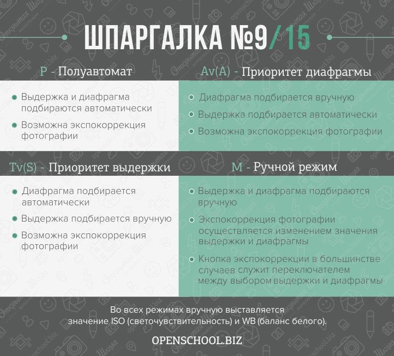 мини шпора на русский: