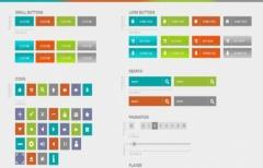 Простые элементы Web UI