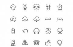 Icons Mind: 100 векторных иконок