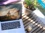 Подборка 4 PSD макетов Apple Macbook