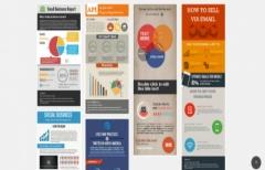 10 Инструментов для создания красивой инфографики и визуализации данных.